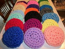 One Dozen Nylon Net Scrubbies These are Great for all Kinds of Uses Long Lasting