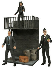 Gotham TV - Diamond Select Series 1 Set of 3 pieces Action Figures