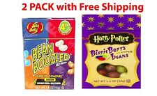 2X 1 Bean Boozle 4th + 1 Harry Potter BERTIE BOTT Jelly Belly Beans  #102238