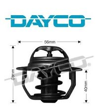 DAYCO Thermostat for SUBARU IMPREZA WRX & STI EJ20 DOHC TURBO GC8 GF 94-00