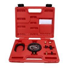 Auto Car Vacuum & Fuel Pump Pressure Tester Pressure Gauge Meter Test Tool Y5D1