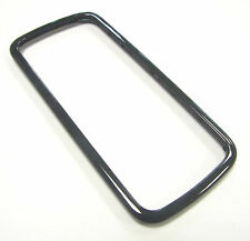 Nokia 5800 Xpress Music marco frame Ober cáscara cover bottom marco Front Black