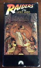 Raiders of the Lost Ark (VHS, 1989)