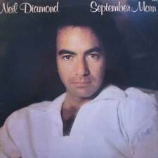 "Neil Diamond - September Morn 12"" LP Picture & Credits on inner sleeve."