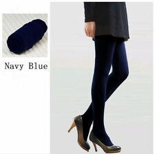 Women Lady Sexy Solid Pantyhose Stretch Opaque Footed Tights Stockings Socks