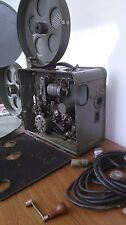 Vintage Movie Film projector ODESSA (K303m type), 35 mm film. 1953 year №546