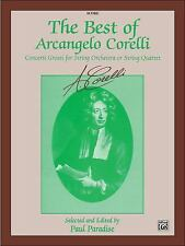 The Best of Arcangelo Corelli (Concerto Grossi for String Orchestra or String Qu