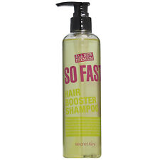 So Fast Hair Lengthen Growth Booster Repair Shampoo 250ml Korean