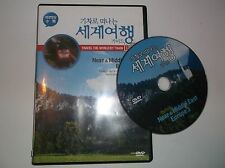 Travel The World By Train Near And Middle East, Europe 3 DVD
