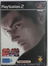 COMPLET jeu TEKKEN TAG TOURNAMENT pour playstation 2 sony PS2 juego spiel gioco