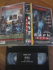 Dark City de Alex Proyas, VHS TF1, SF/Horreur