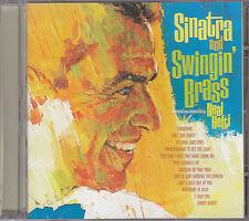 FRANK SINATRA - sinatra and swingin' brass CD