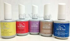 IBD Just Gel Polish-Set of any 5 bottles .5oz- Choose From Base/Top/Colors/Bond