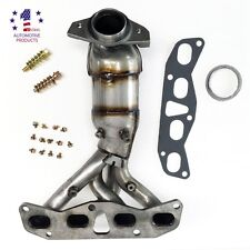 BRAND NEW EXHAUST MANIFOLD W/ CATALYTIC CONVERTER FOR NISSAN ALTIMA 2.5L