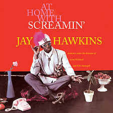 Screamin' Jay Hawkins – At Home With Screamin' Jay Hawkins CD