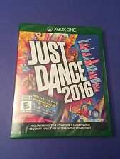 Just Dance 2016 Xbox One NEW