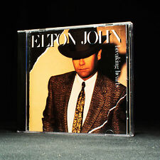 Elton John - Breaking Hearts - music cd album