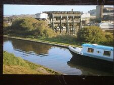 POSTCARD CHESHIRE NORTHWICH - ANDERTON BOAT LIFT