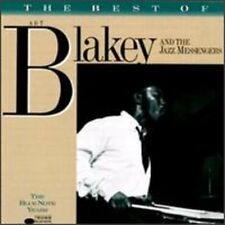 Best Of Art Blakey & Jazz Mess - Art & Jazz Messengers Blakey (1989, CD NEUF)