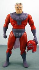 Marvel X-Men 15 Inch Magneto Poseable Action Figure w/ Helmet & Cape '91 Toy Biz