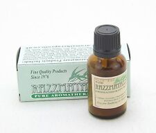 100 ml MASSAGE AND BATH BLEND RHEUMATISM  WITH  ESSENTIAL OIL  DROPPER BOTTLE