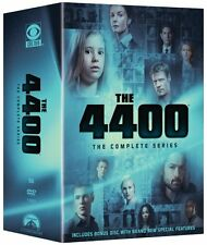 The 4400 Complete Series DVD SET Collection Seasons TV Show Lot Box Joel Movies