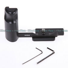 Quick Release Vertical L Plate Bracket Hand Grip Holder for Canon EOS-M Tripod