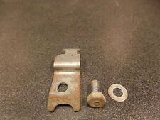 1972 72 HONDA CL175 CL 175 FLASHER BUSHING BRACKET WITH HARDWARE