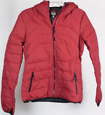 Bench Women's Cocoons Jacket, Red, Small {AL6 G1M