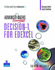 Decision 1 for EdExcel (A Level Maths) - Dangerfield, Ja NEW Paperback 31 Oct 20
