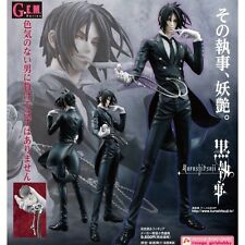 Book Of Circus - Sebastian Michaelis - Black Butler - GEM Megahouse Pvc Figure