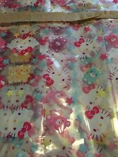 Sanrio Holiday Hello Kitty Large Clear Cello 10pc Gift Bags 2013