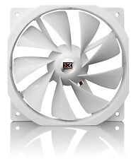 XIGMATEK eXTREME OCTAGON Pure White Fan Series XOF-F1251 120mm Case Fan