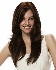 AMANDA MONO TOP WIG RENAU *$$ BACK W/PURCHASE OR FREE WIG KIT*U PICK COLOR