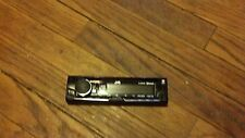 JVC KD-R860BT FACEPLATE ONLY TESTED