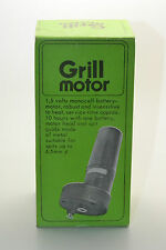 Grill Motor BBQ Rotisserie 1.5v Battery Motor New Old Stock Cobra Ltd