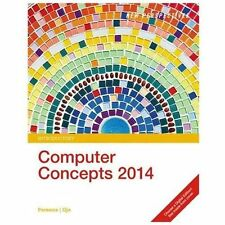 New Perspectives Ser.: Computer Concepts 2014 by June Jamrich Parsons and Dan...