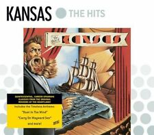 Best of Kansas Dust in the Wind, Hold On, Carry on Wayward Son remastered CD EUC