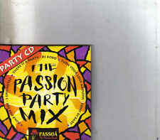 Passoa-The Passion Party Mix 3 inch cd maxi single