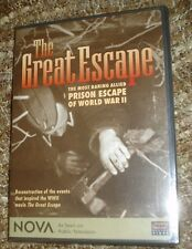 Nova - The Great Escape (DVD, 2005), NEW & SEALED, AS SEEN ON PUBLIC TELEVISION