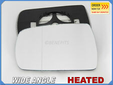 Wing Mirror Glass KIA CARNIVAL 2007-2014 Wide Angle HEATED Left Side #JK025