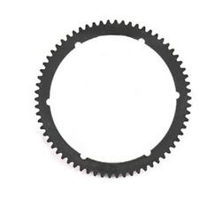 "BDL SG-2 66 Tooth Starter Ring Gear for Harley-Davidson 1970-93 6-7/8"" ID 7DEA"
