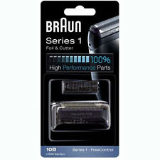 BRAUN Shaver Model # 170 180 190 1715 1735 1775 Foil & Cutter 10B 1000 Series