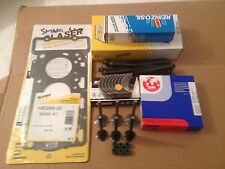 SMART CAR 600cc ENGINE REBUILD KIT PISTON RINGS INLET EXHAUST VALVES  GASKET