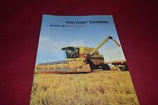 New Holland TR86 TR96 Combine Dealers Brochure YABE10