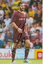 WATFORD HAND SIGNED MARCO CASSETTI 6X4 PHOTO 2.