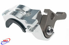 KTM CRF YZF RMZ KXF 250 450 UNIVERSAL CNC ALUMINIUM HOT START LEVER W BAR CLAMP