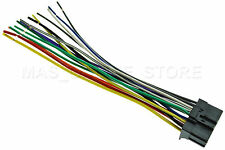 WIRE HARNESS FOR PIONEER AVH-P4100DVD AVHP4100DVD *PAY TODAY SHIPS TODAY*