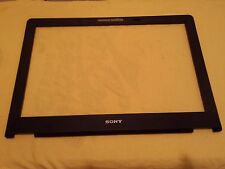 Sony Vaio VGN-AR88E PCG-8122M Laptop LCD Screen Bezel Front Cover 3-209-460