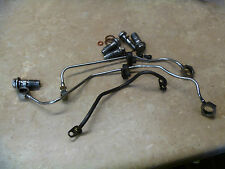 Yamaha XV750 XV 750 Virago Used Original Engine Oil Lines Pipes 1982 #M5